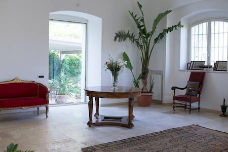 Dimora Belvedere - Room 2 - Parco Scizzo-parchitello - วิลล่า