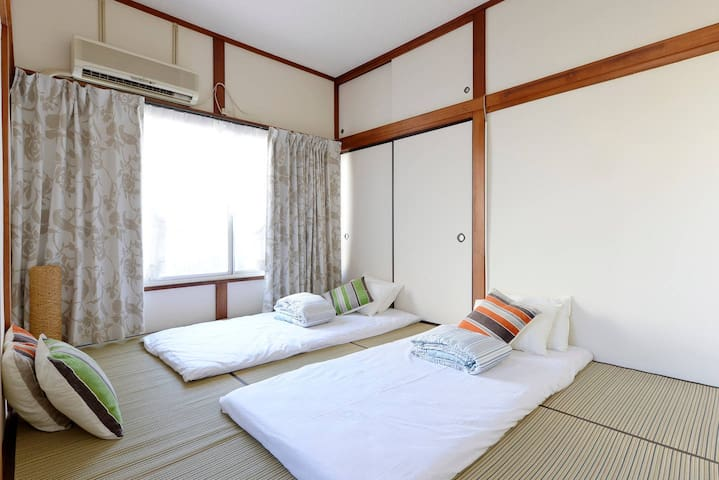 20%OFF !oneroom+oneroom鍵付き貸し切り。秋葉原近 - 足立区 - Apartment