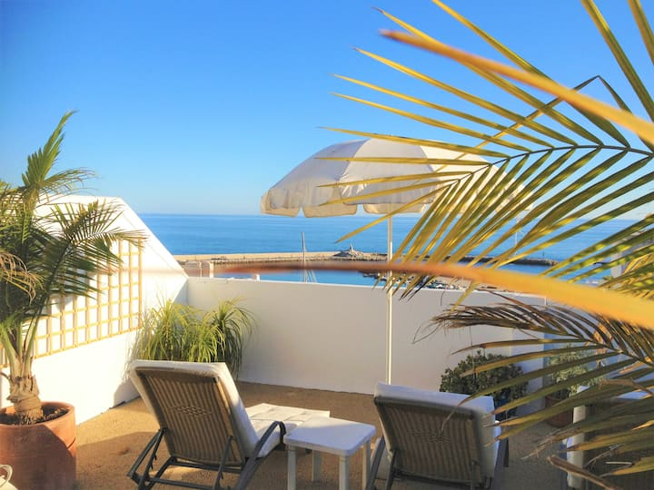 Estepona Port Penthouse SEAVIEW