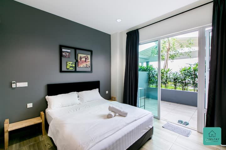 ★Super Promo★Jomstay - Octagon Suite 2 (Ipoh Town)