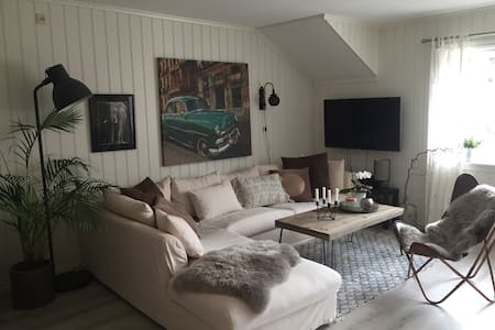 Cozy self contained apartment close to town - Arendal - Квартира