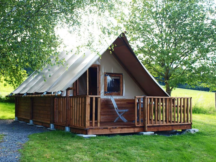 Glamping on the countryside - Origan