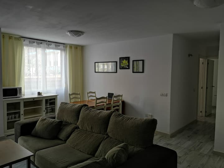 Lovely 2-bedroom flat on Playa Jardin