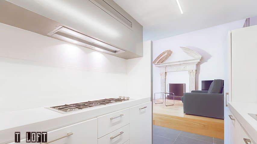 Trastevere Loft - Rome Wi-fi Airconditioning