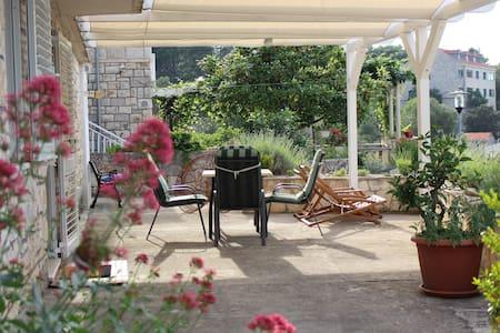 Studio with sea view terrace