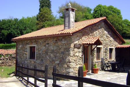 Stone cottage ESENCIA