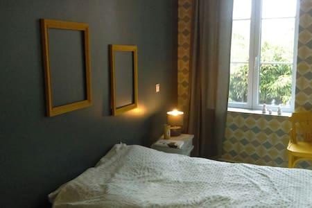Chambre privée Maison de charme - Abbeville - Dům