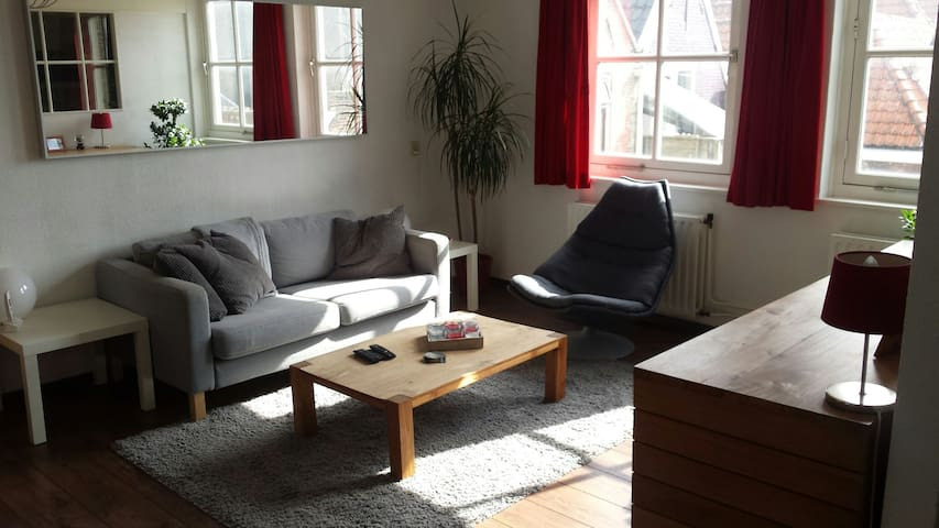 Lovely light appartment in the centre of Alkmaar - Alkmaar - Byt