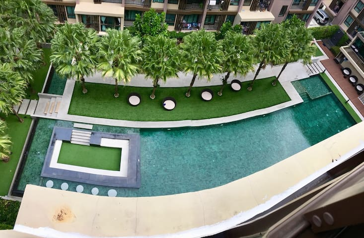 Hot deal!!! Zcape 3 condo for rent