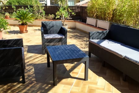 Spacious apartment with rooftop of 60 m² - Vallauris