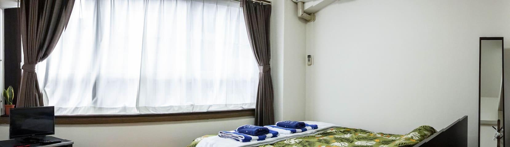 401 cozy room @Tenjin area