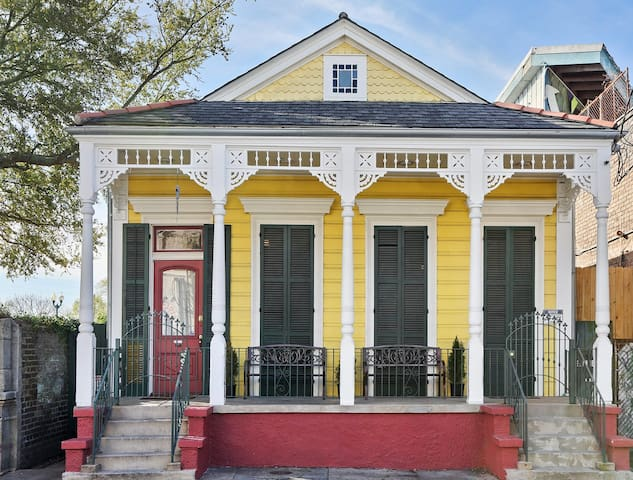 Music Lovers Dream - Frenchmen Street Guesthouse