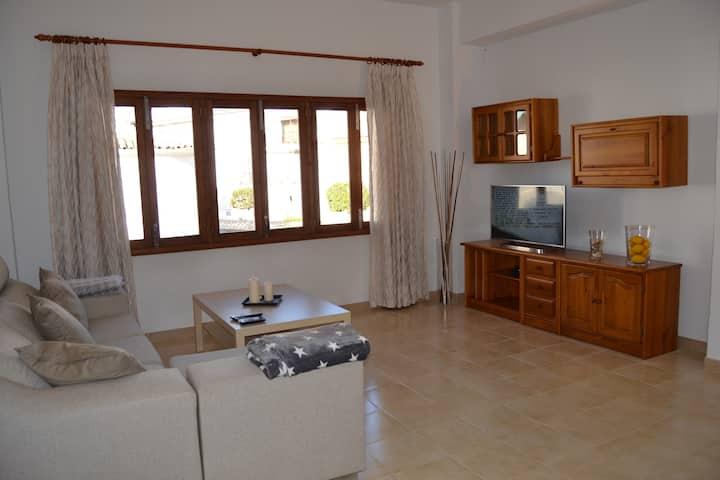Nice apartment near the beach