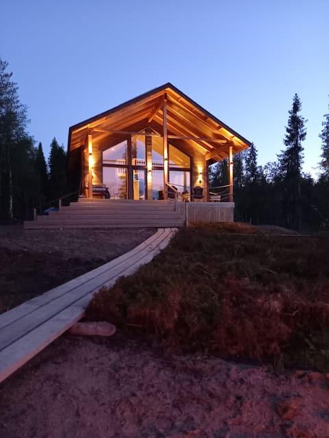 Saunalampi Cottage