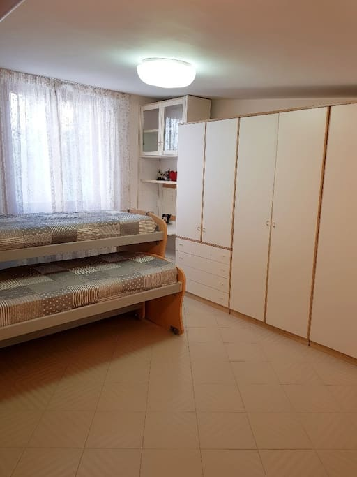 Camera da letto - Letti singoli