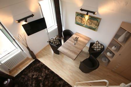 Luxury Studio with WiFi in Bordighera Old Town - Bordighera - 公寓