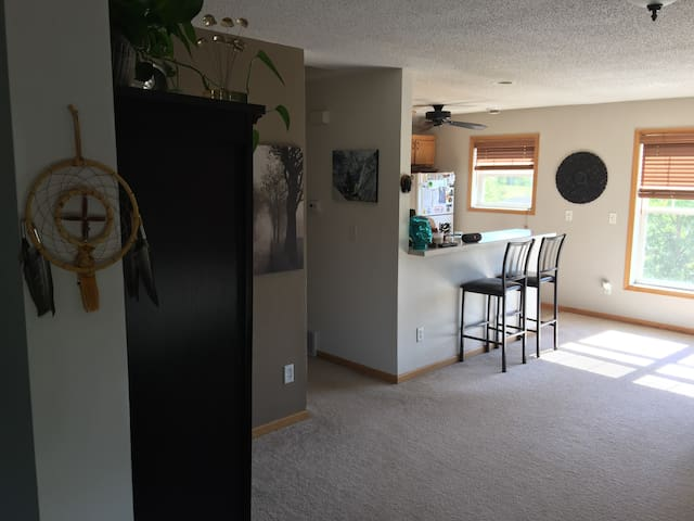 2 Bedroom Home 3.2 Miles from 2016 Ryder Cup - Chaska - Casa