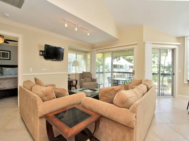 711 Barrington Park Complex ~ Just Steps from the Beach!