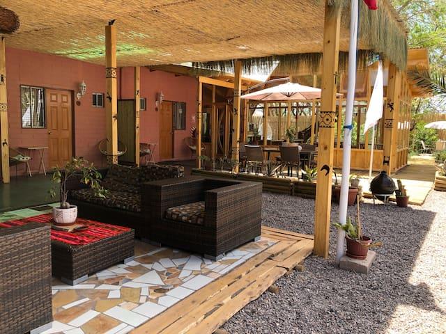 Ruta Ancestral Eco-Lodge (Matrimonial) 2