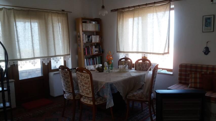 Çanakkale Köy evi
