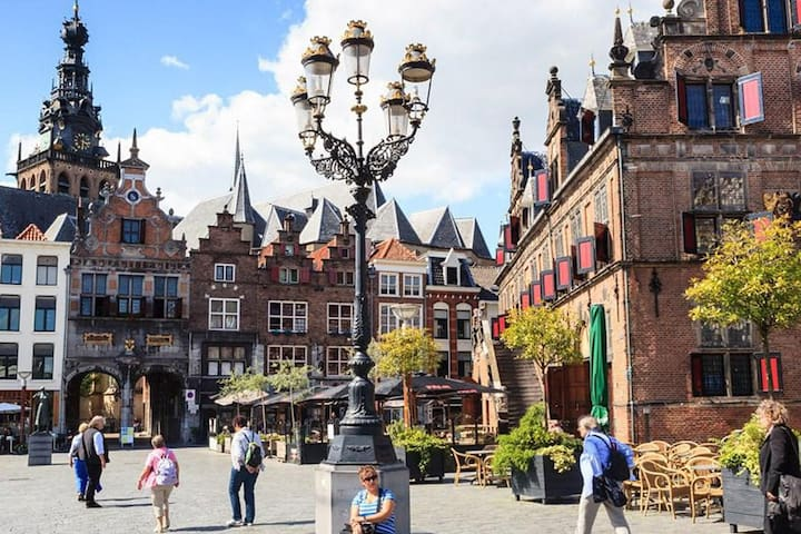 Leukste woning van Nijmegen