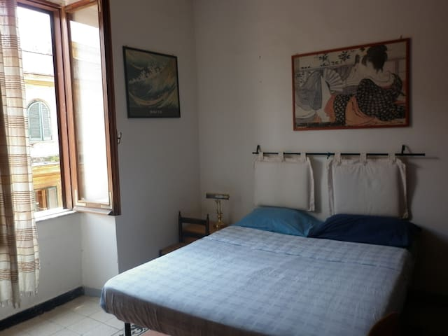bright room for rent in san lorenzo - Řím - Byt