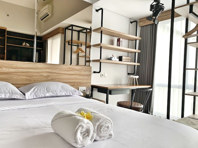 d'KULON - Taman Melati Apartment