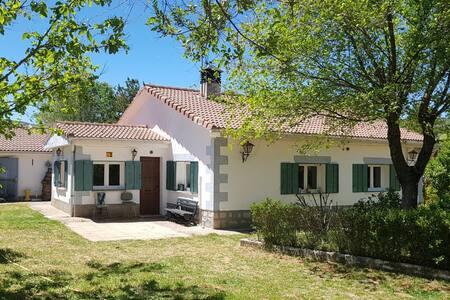 Casa Rural Sierra Madrid Valle Lozoya