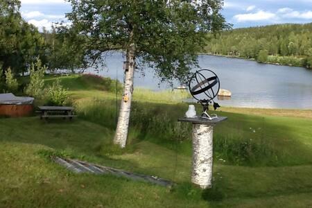 mooi gelegen stuga tegen zweeds lapland - Rödvattnet - Pis
