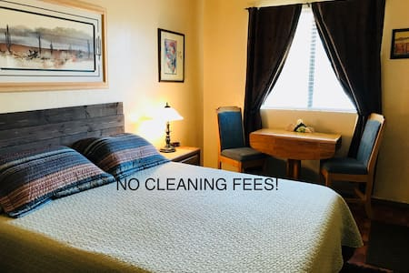 FAST WIFI-QUIET AC-PRIVATE STUDIO-NEAR I-10