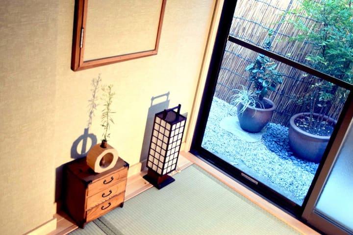NEW OPEN Cozy house of secret path - Kyoto - Huis