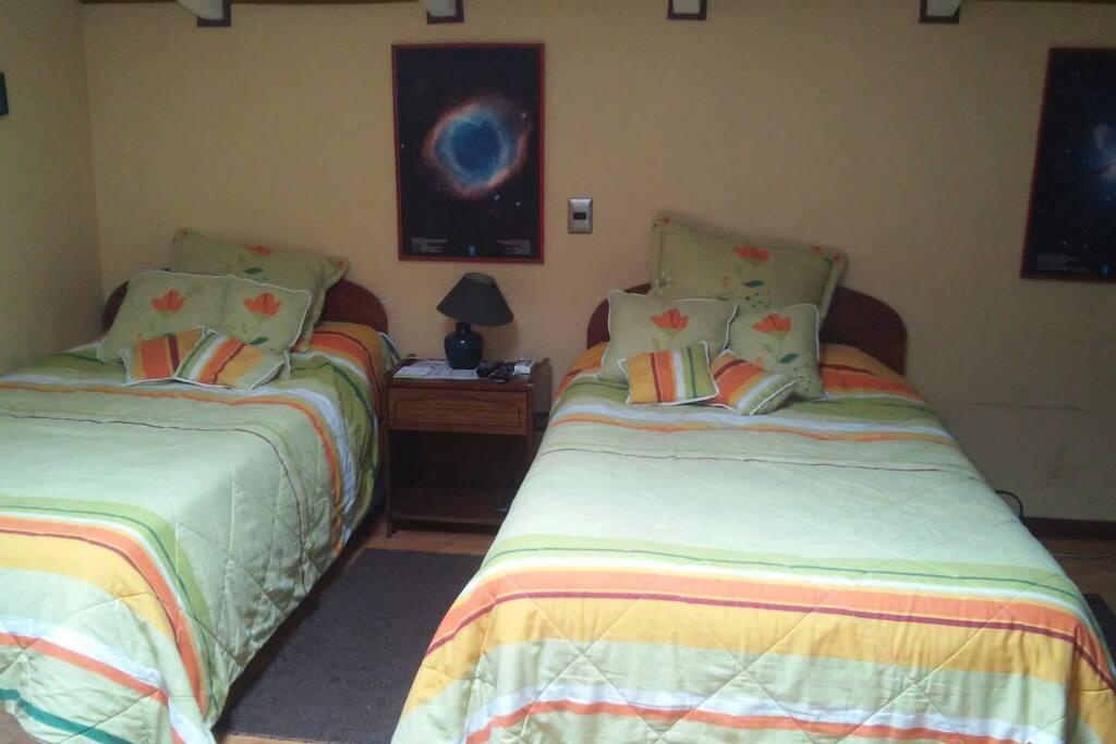 Dos camas