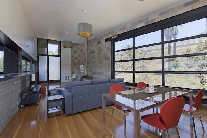 Award Winning Designer Loft in the Heart of San Diego