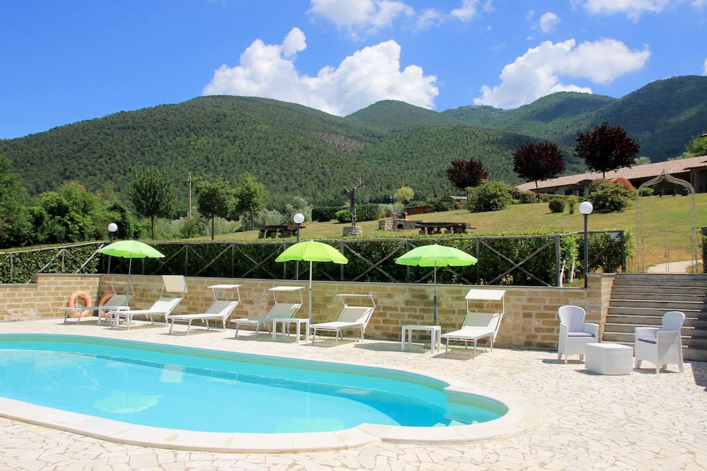 Cozy Apartments Near Rome With Pool Flats For Rent In