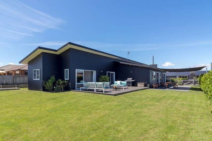Luxury home in beautiful Taupo - Taupo - Hus