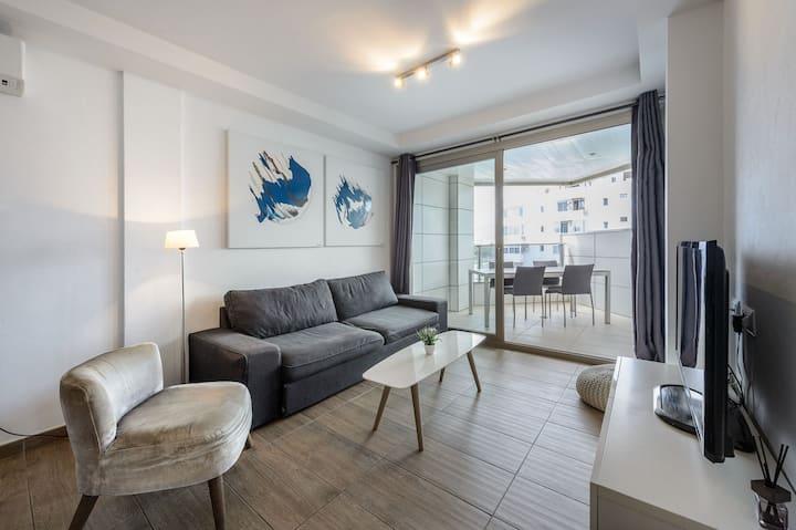 Amazing flat in Marina Botafoch Buena Vida 2