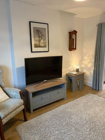 A cosy one bedroomed bungalow in Holmes Chapel