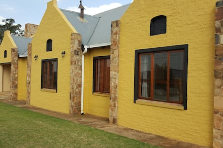 BEAUTIFUL, WELL EQUIPPED HOUSE - Dullstroom - Haus