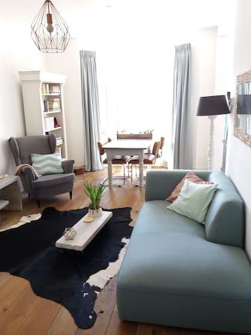 Nice apartment in the old part of Scheveningen