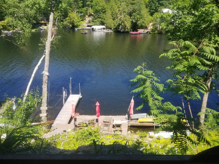 Hideaway Lodge at Lake Dunmore