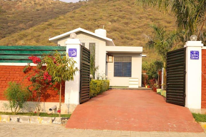 Nandan van farm house no 8