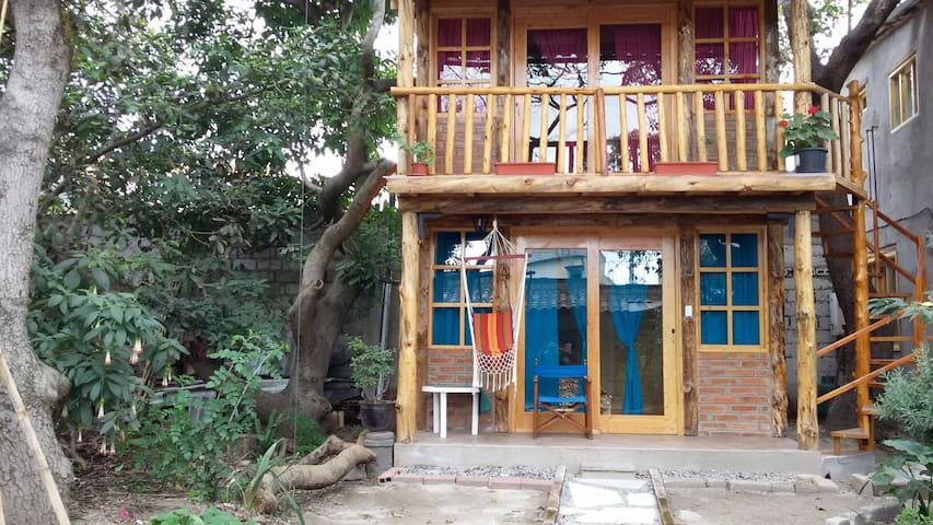 "cabaña ""ARRAYAN"" - Otavalo-Ecuador - Otavalo - Cabana"