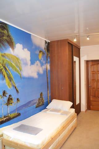 Family hostel, семейная комната
