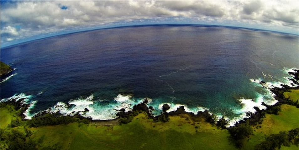 Hana Ocean Front Paradise