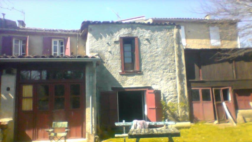 coloc haut languedoc - Montredon-Labessonnié - Huis