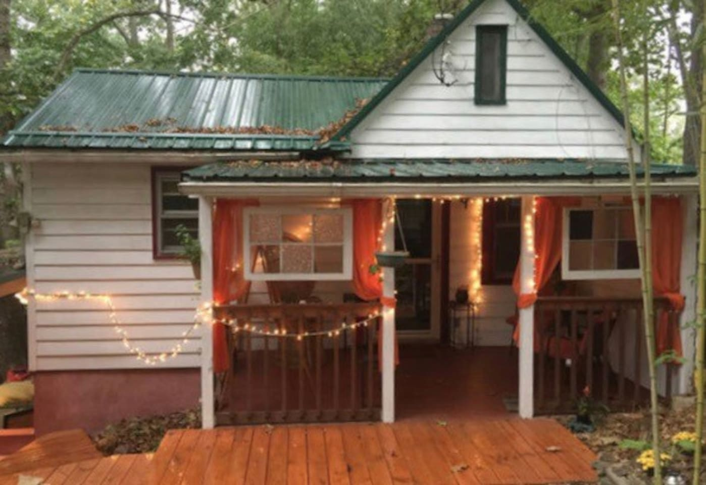 Your Asheville Cottage!