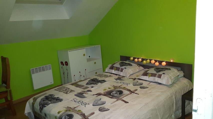 F2 cosy bienvenue - logement entier - Calais - Apartmen