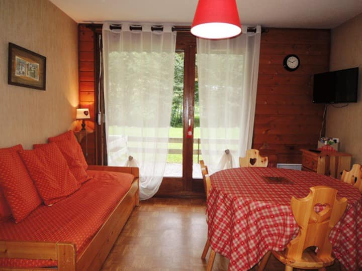 2 roomed apartment - 4 persons