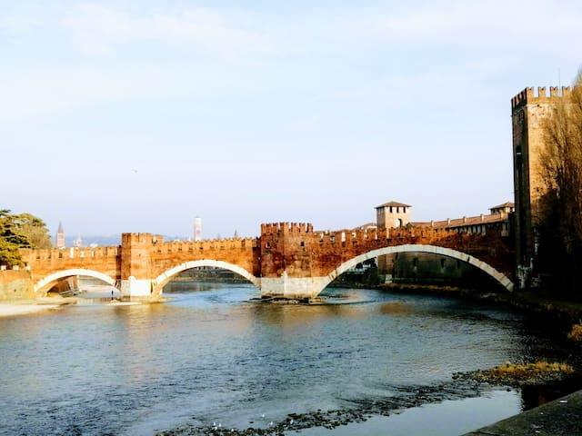 Appartamento per Verona Fiere e Centro Storico