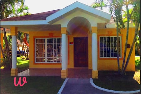 🏖️ Beach Villa in Palma Real (La Ceiba) ⚡⭐